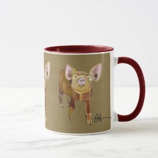 Caneca Prelúdio a um porco
