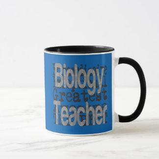 Caneca Professor de biologia Extraordinaire