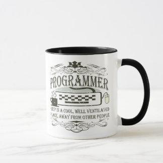Caneca Programador engraçado