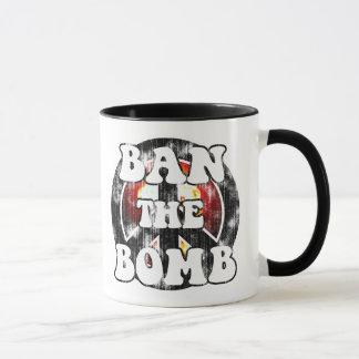 Caneca Proiba a bomba (o olhar vestido)