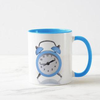 Caneca pulso de disparo-manhã do alarme