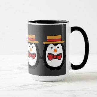 Caneca Quarteto do pinguim