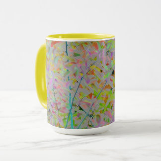 CANECA QUEDA LEAVES/DIGITAL EFFECTS/ABSTRACT/COLORFUL
