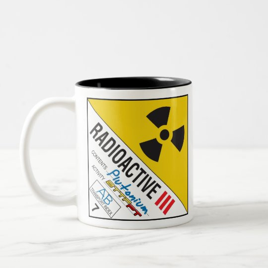 Caneca Radioativa