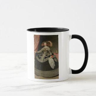 Caneca Rainha Maria Anna de Áustria, C. 1652