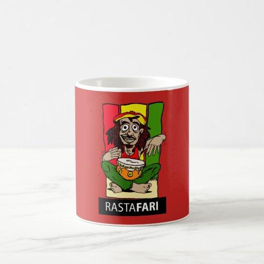 Caneca Rastafari