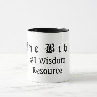 Caneca Recurso da sabedoria #1