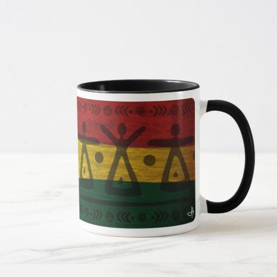 Caneca Reggae