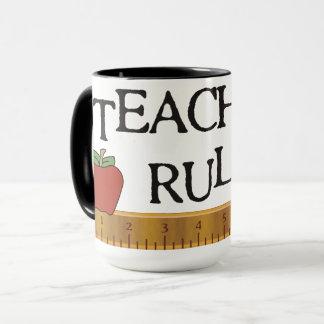 Caneca Regra dos professores