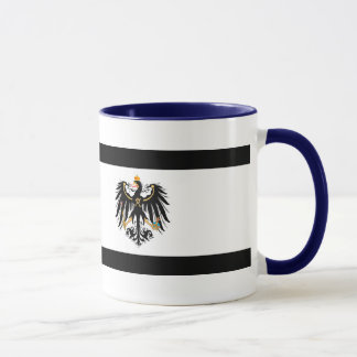 Caneca Reino Preussen estandarte de nacional