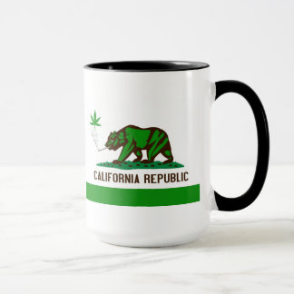 Caneca República de Califórnia