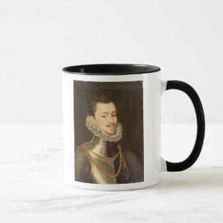 Caneca Retrato de Don John de Áustria