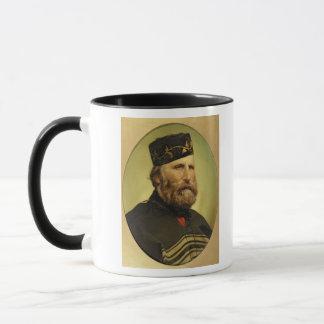 Caneca Retrato de Giuseppe Garibaldi