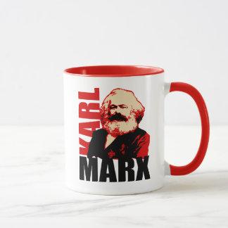 Caneca Retrato de Karl Marx, socialista