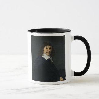 Caneca Retrato de Rene Descartes c.1649