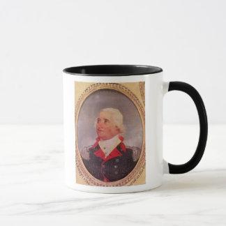 Caneca Retrato do general principal Charles C. Pinckney
