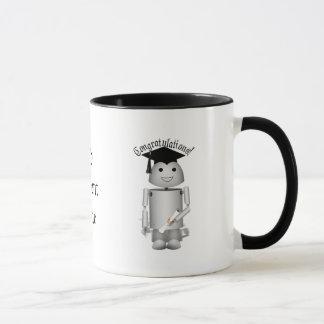 Caneca Robox9 - Robô da graduação