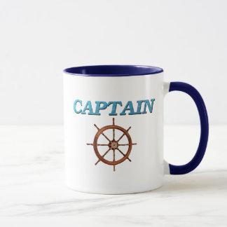 Caneca Roda do capitão e do capitão