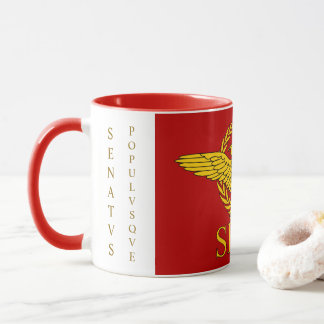 Caneca Roman Empire Mug