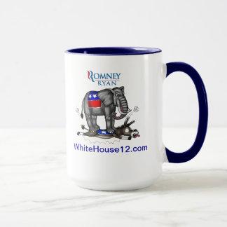 Caneca Romney-Ryan 2012
