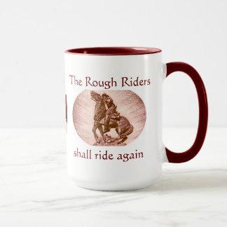 Caneca Rough Riders