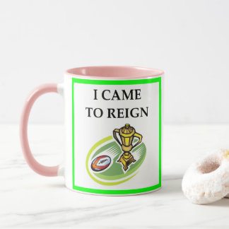 Caneca rugby