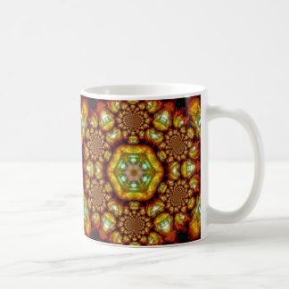 Caneca sagrado da geometria