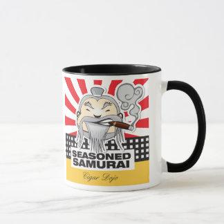 Caneca Samurai temperado