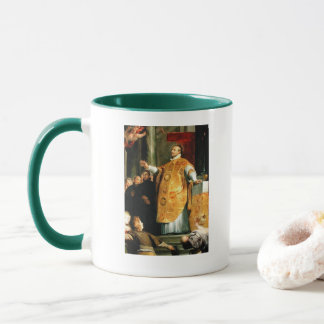 Caneca Santo Ignatius do copo de café de Loyola*