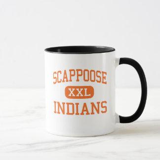 Caneca Scappoose - indianos - alto - Scappoose Oregon