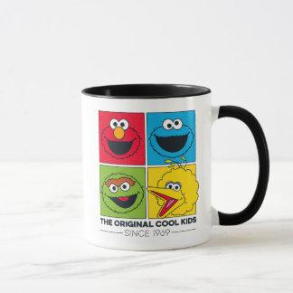Caneca Sesame Street   os miúdos legal originais