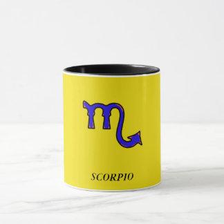 Caneca Símbolo da Escorpião