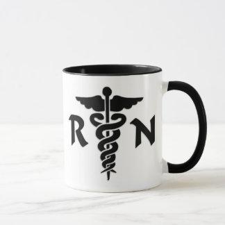 Caneca Símbolo médico do RN