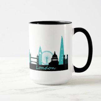 Caneca Skyline de Londres