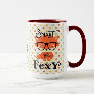 Caneca Smart E Foxy-Pontos
