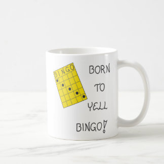 Caneca sobre o Bingo