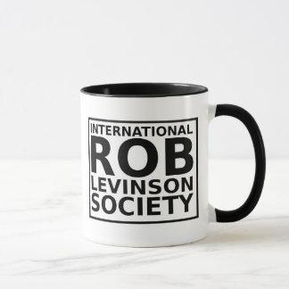 Caneca Sociedade internacional de Roubo Levinson
