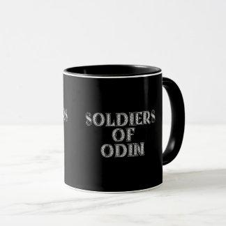 Caneca Soldados de Odin