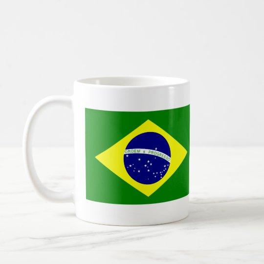 Caneca Souvenir Brasil