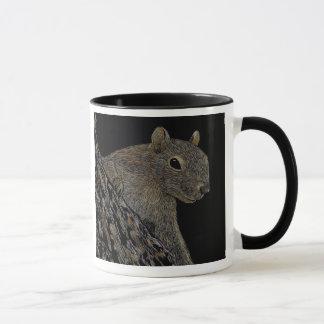 Caneca Sparkie o esquilo