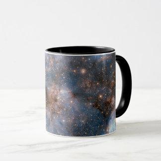 Caneca Spectacular da galáxia da astronomia de espaço do