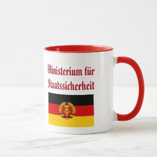 Caneca Stassi* logótipo Kaffeetasse, Stasi logótipo