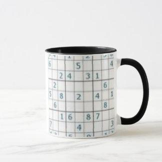 Caneca Sudoku