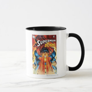 Caneca Superman #218 o 5 de agosto