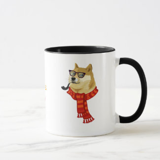 Caneca Tal Doge do hipster