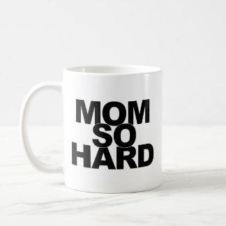 Caneca tão dura da mamã