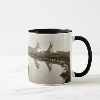 Caneca Teepees indianos
