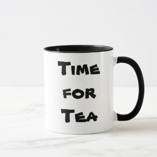 Caneca Tempo do chá (righthand)