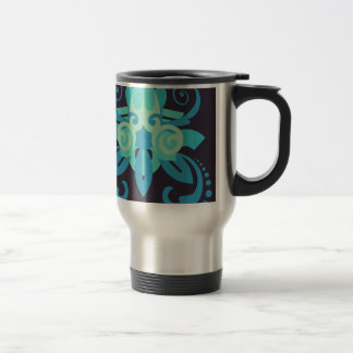 Caneca Térmica Abstracção dois Poseidon