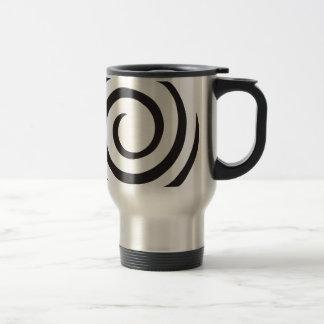 Caneca Térmica Abstrato espiral